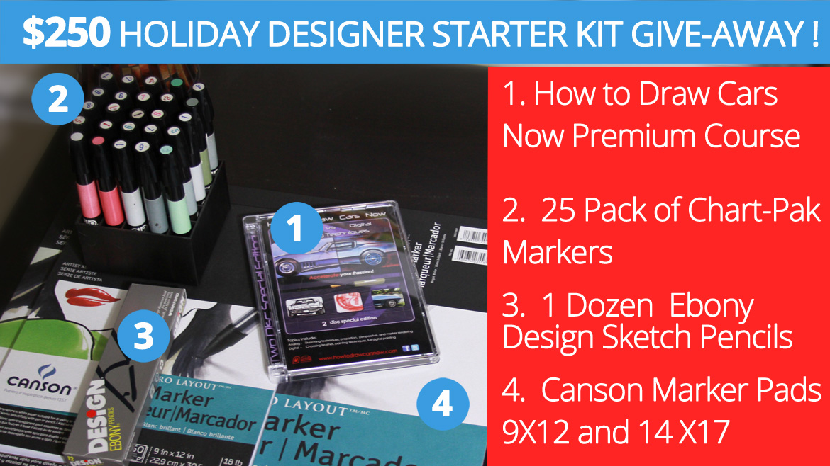 Designer Starter Pack $250 Holiday Giveaway! post image