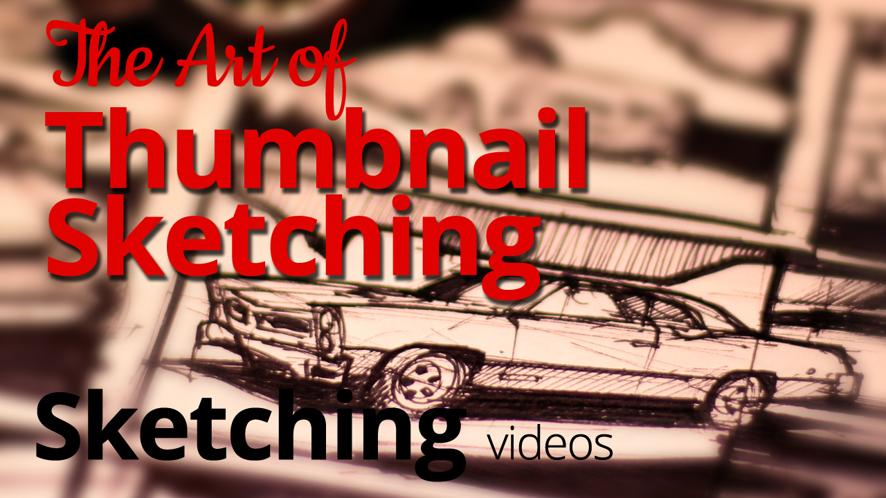 Art of Thumbnail Sketching