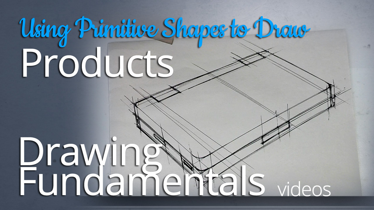 DESIGNER SERIES : PRODUCT DESIGN SKETCHING