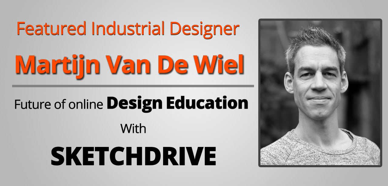 DTD Podcast 13 – Sketch Drive – The Future of Design Education with Martijn Van De Wiel post image