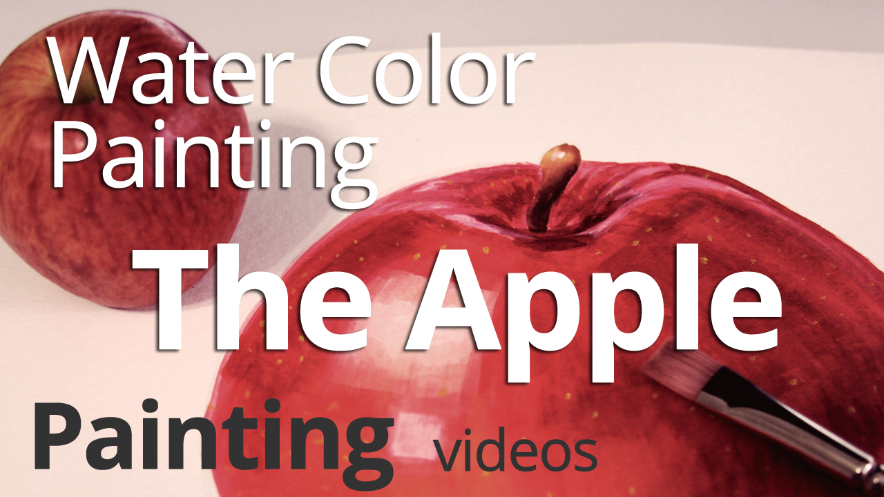 Painting an Apple good enough to Eat!