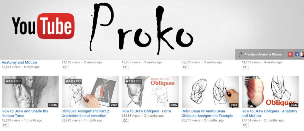 Proko Youtube
