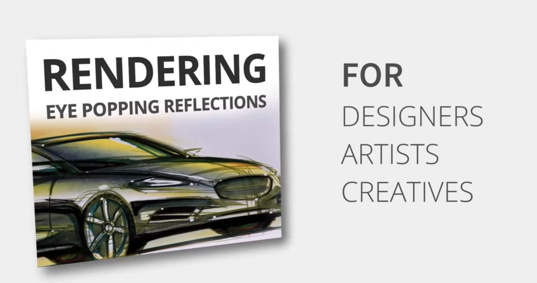 LIMITED SEATING! RENDERING EYE POPPING REFLECTIONS: COURSE START DATE APRIL 10, 2017 post image