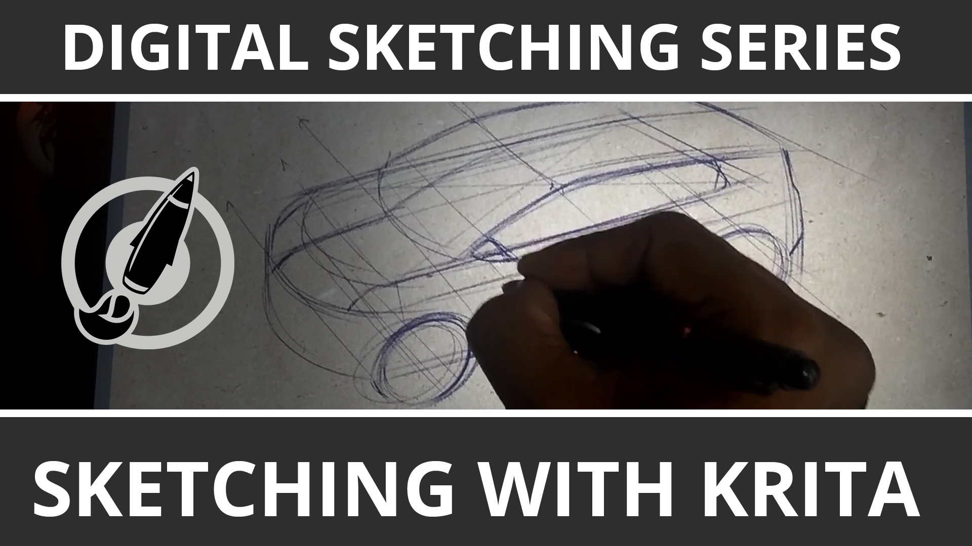 GETTING STARTED WITH DIGITAL SKETCHING WITH KRITA